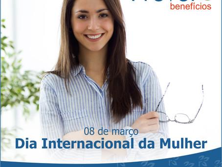 8 de março! Dia das Mulheres