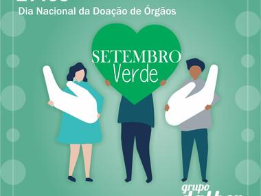 Dia Nacional de Incentivo à Doação de Órgãos