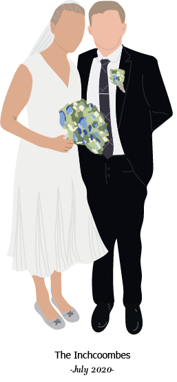 Wedding Celebration Illustration