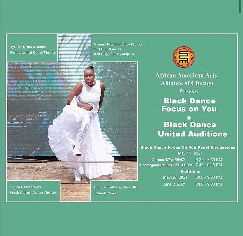 Black Dance United