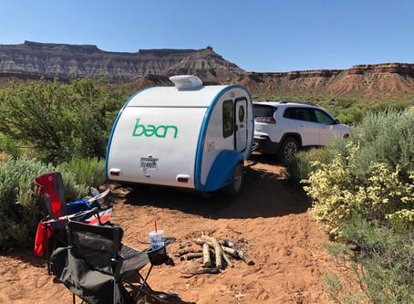 Teardrop Adventures in Utah