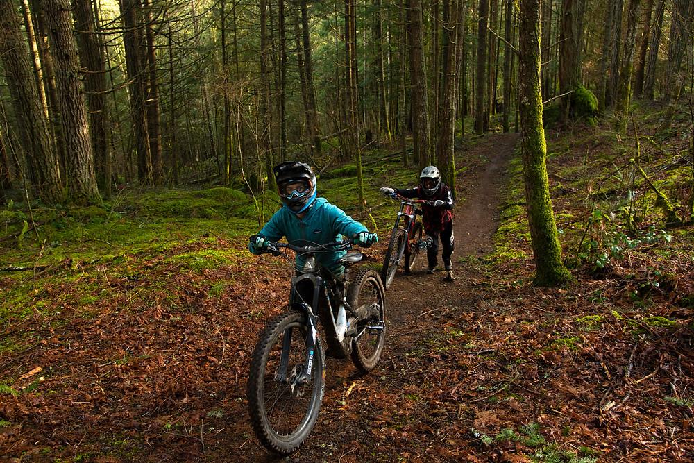 Mark Matthews Mountain Biking Photography By Nick Uthe