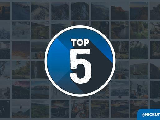 Top 5 Instagram Posts