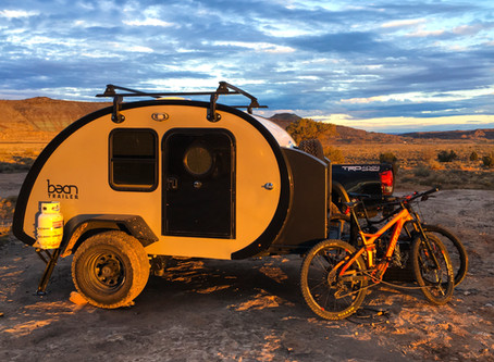 Escape the Weather with Bean Trailer