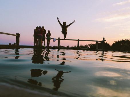 Kids Around the Water