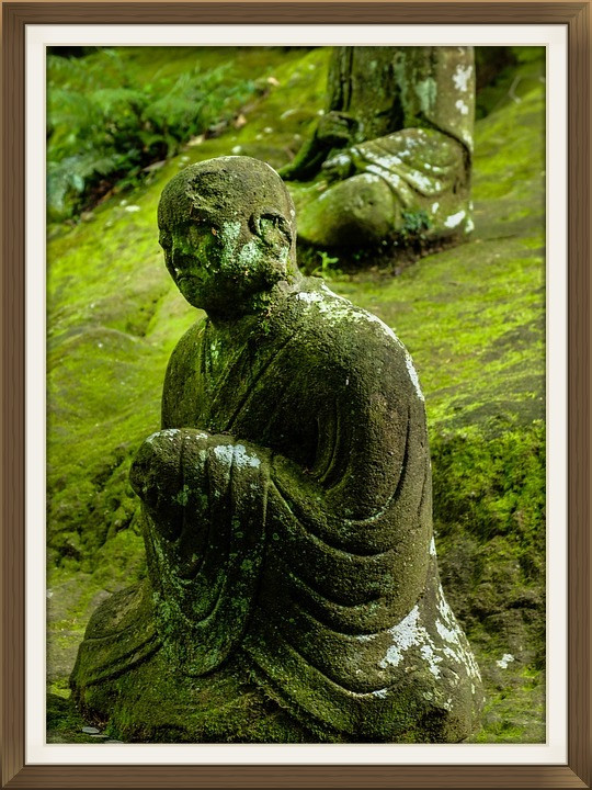 Buddha statue, buddhism