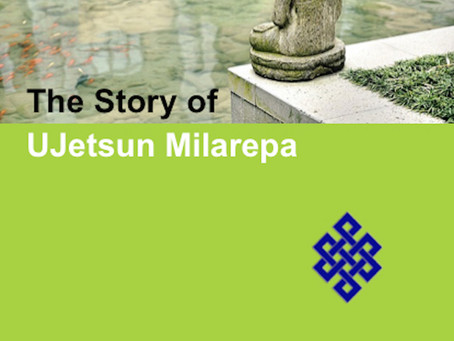 Milarepa, a Tale of Revenge and Redemption