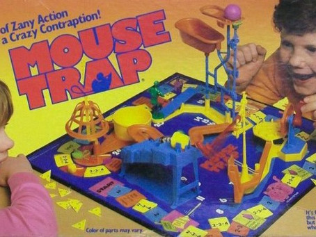 Mouse Trap - The Game That Informs