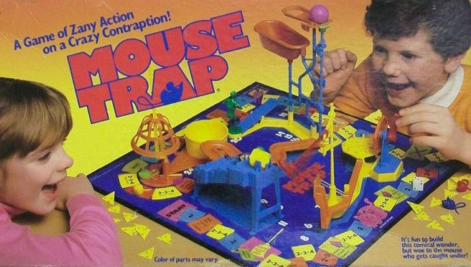 Mouse Trap, Attachment, Impermanence, Buddhism, Buddhist