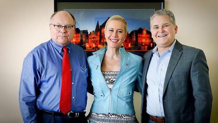 Patient with Cincinnati Cancer Advisors