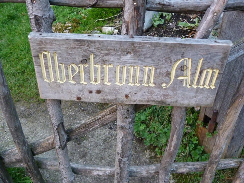 Oberbrunn Alm