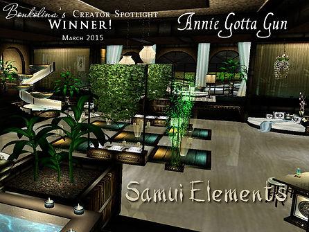 Challenge#3 Winner -AnnieGottaGun