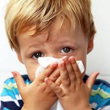 Helping kids learn to blow their nose