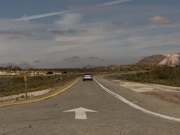 choice screenshot 32 - car driving away