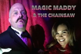 Absurd TV: Magic Maddy and the Chainsaw