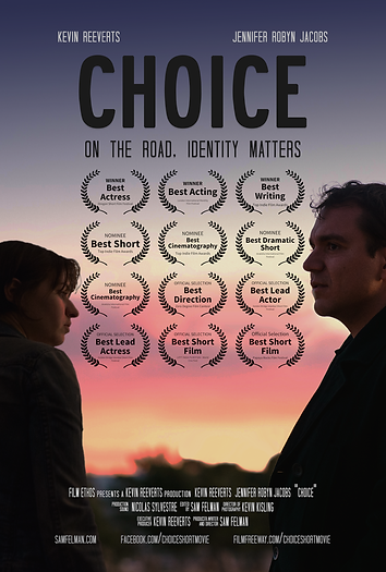 Choice Short FIlm Movie Poster_03-15-202
