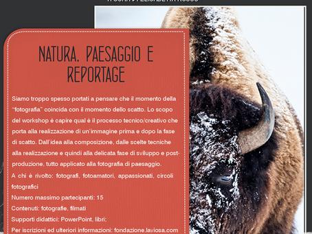 Metti un Workshop Fotografico a Livorno...