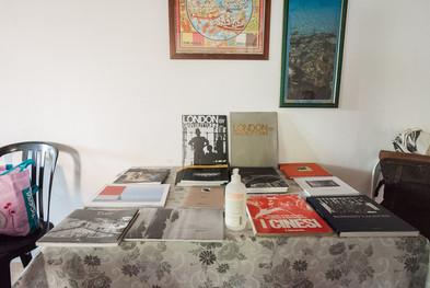 Libri fotografici a disposizione