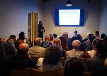 Presentazione del fotografo Alberto Selvestrel presso la Galleria d'arte - Extra Factory Livorno