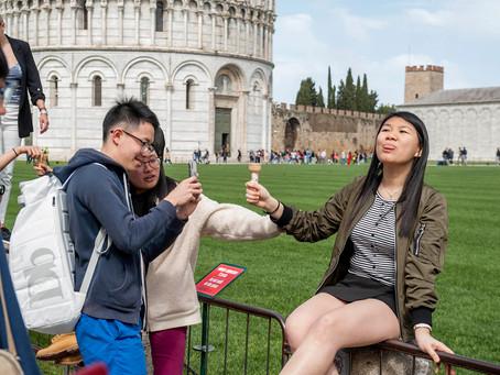 Come livornesi a Pisa