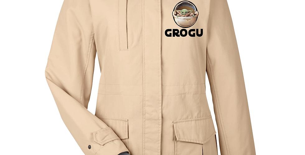 Ladies Grogu All-Season Hip-Length Club Jacket