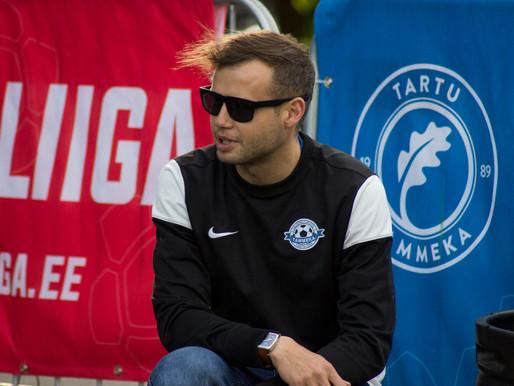 Soovime näidata, et Tartus tehakse noortega head tööd ja siit tulevad head mängijad - Marti Pähn