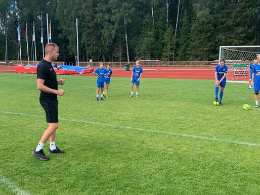 """Tammeka kasvandik Jaano Poomre: """"jalgpall on mulle õpetanud iseseisvust!"""""""