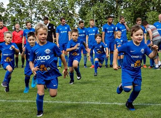 Coop Tartu ja Tammeka sõlmisid uue kolmeaastase sponsorlepingu
