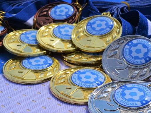 25. korda toimunud Tammeka Cup oli edukas