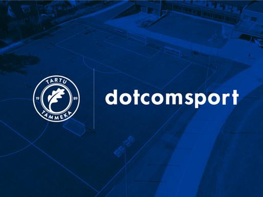 Tammeka muudab tänu Supervivent OÜ'le treeningprotsessi professionaalsemaks Dotcomsport programmiga