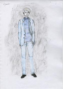 Lysander costume