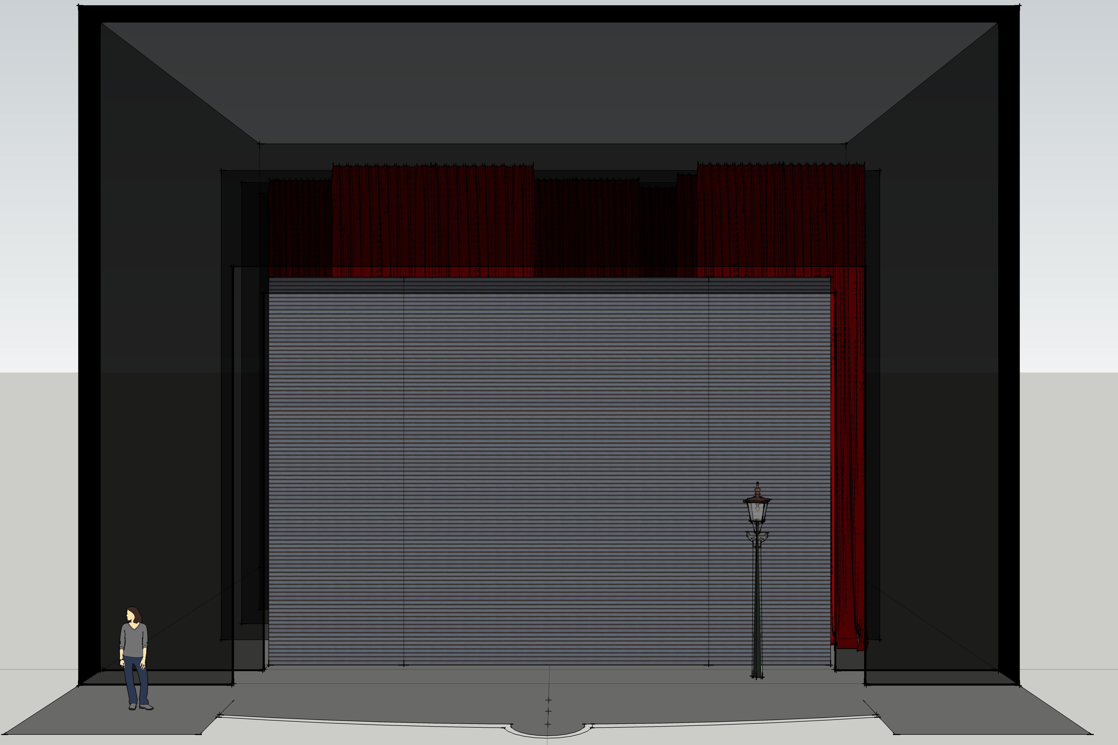 6ème Tableau - Place