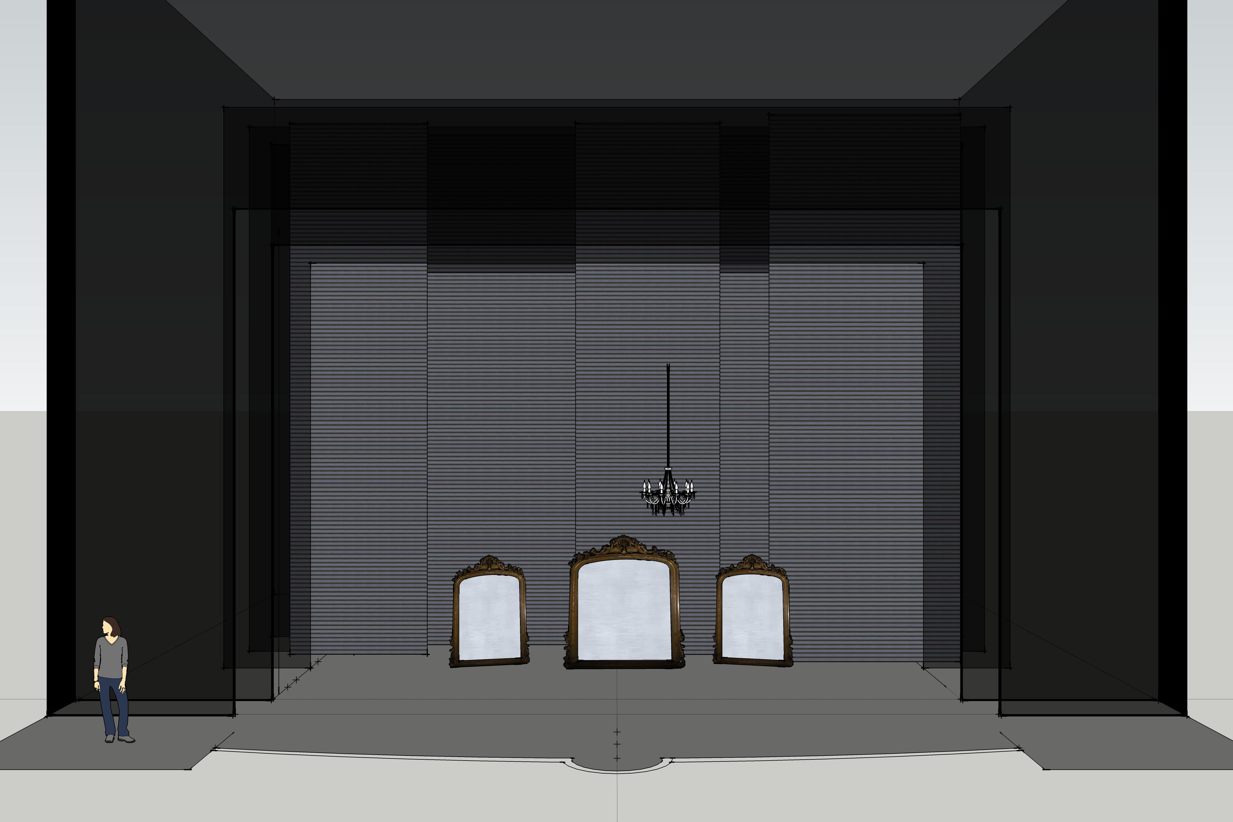 5ème Tableau - Salon Miroirs