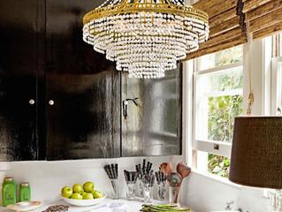 Черная кухня — для тех, кто следит за модой