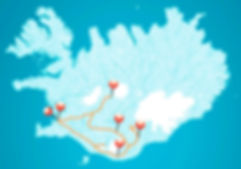 Джип тур по Исландии