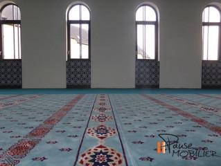 Tablettes de fenêtres pour la Mosquée de Saint Louis
