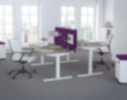 mobilier professionnel-bloc tiroir-bureau-chaise-fauteuil-armoire rideau