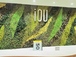 Mur végétal synthétique / Inspiration Design
