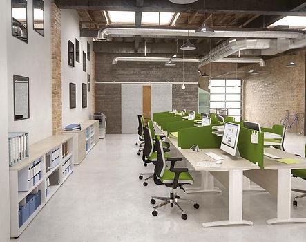 open space-open spaces-cloisonnement-cloisonnements-espae de travail-ouvert-accoustique-sur mesure