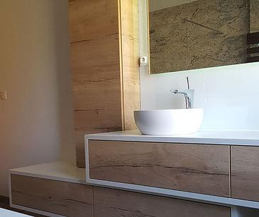 salle de bain-clés en main-suspendu-double vasques