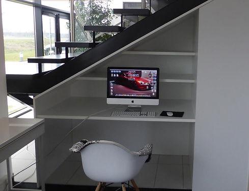 meuble-sous rampant-sous rampants-sur mesure-sous escalier-combles-sous toiture