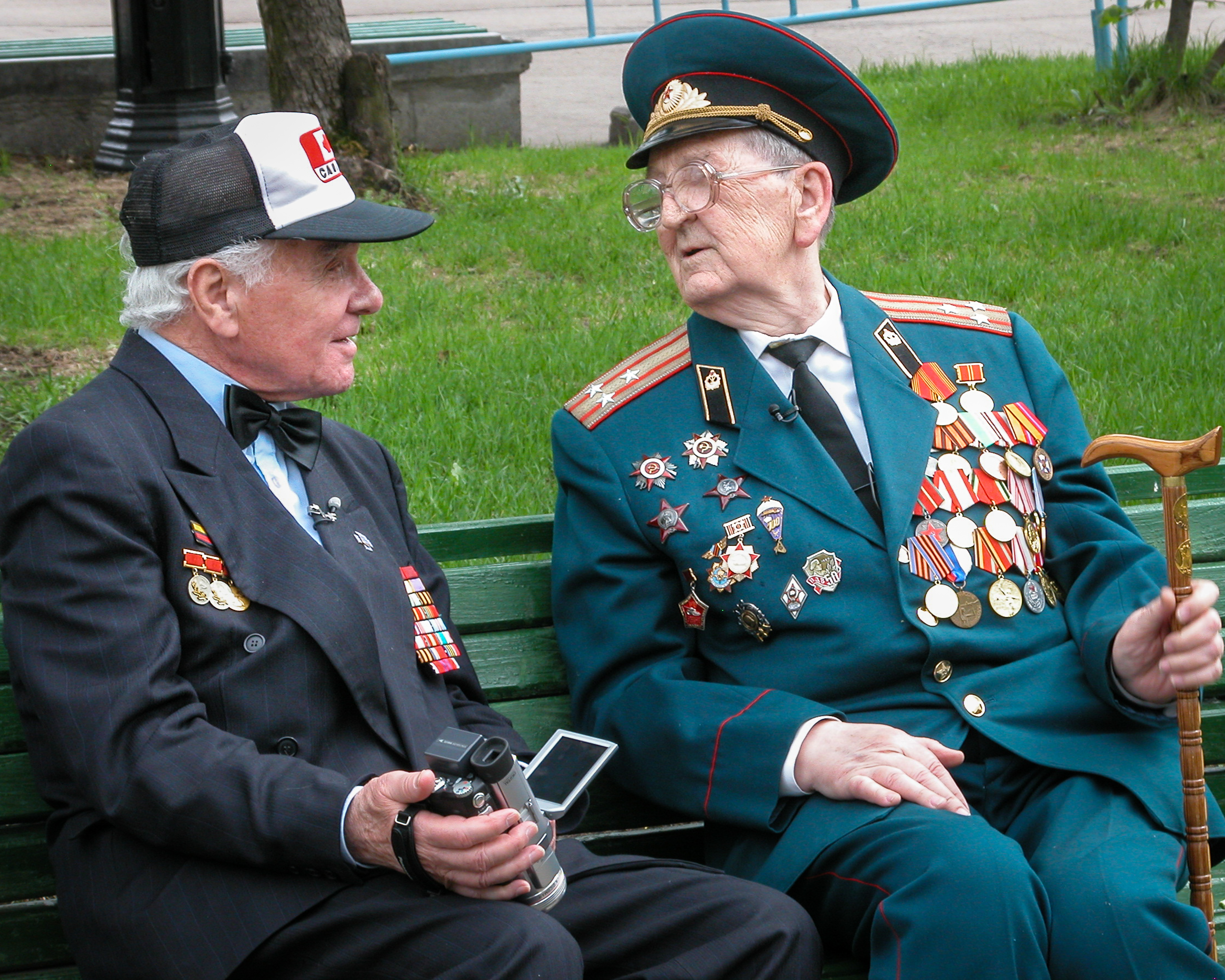 Canada & USSR, Gorky Park