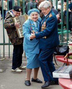 Dancing, Gorky Park 2007