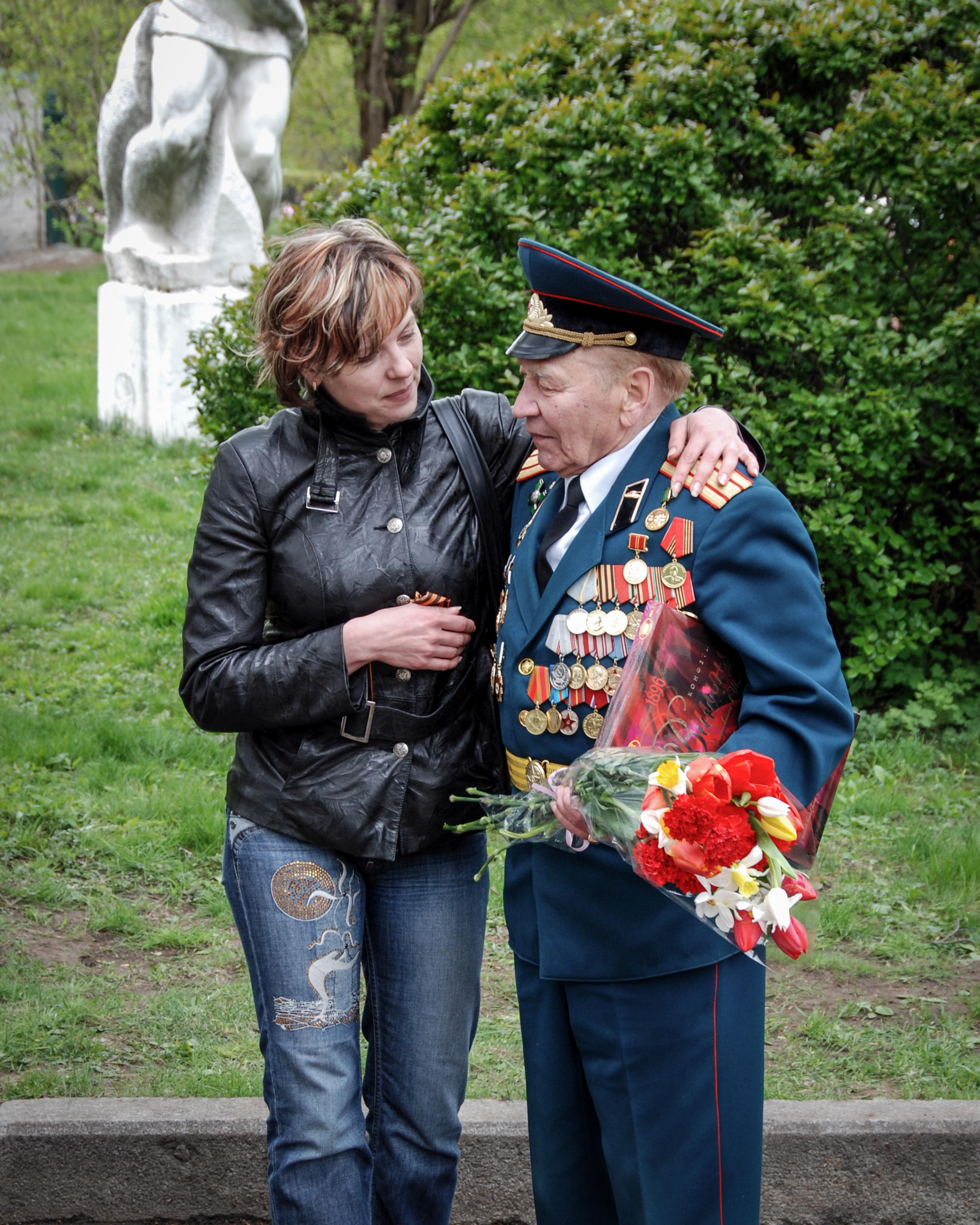 Victory Day, Gorky Park 2007