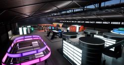 GenXP tradeshow booth 2