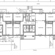 Inmeting appartementencomplex voor renovatie