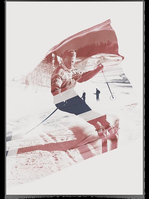Astrid - Norske helter 3 50x70