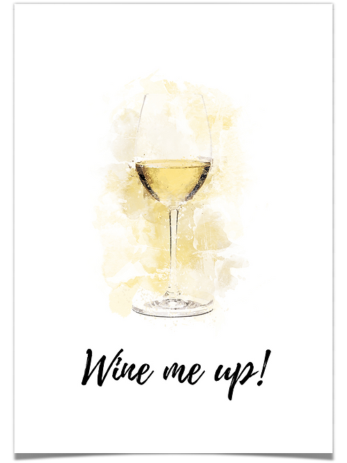 Wine me up A4