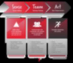 Sense-Team-Act Approach - AGLX Consulting