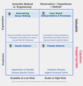 Naturalizing Sensemaking Matrix - Dave Snowden | AGLX Blog
